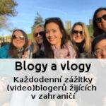 Blogy a vlogy