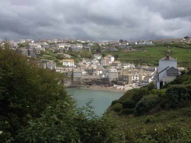 Au-pair v Anglii - Cornwall