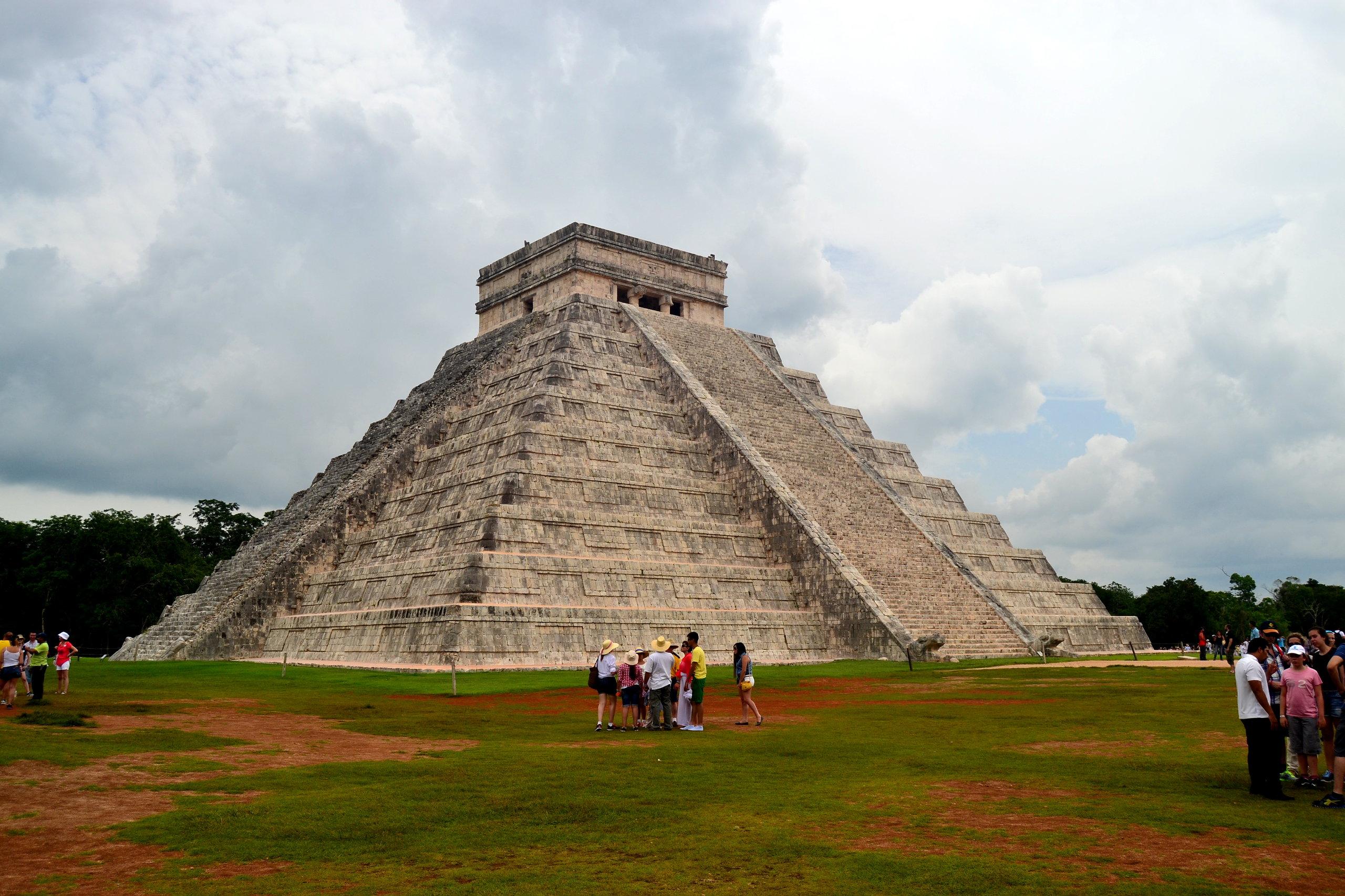 Dobrovolník v Mexiku