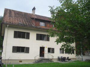 Dům, kde jsme bydleli