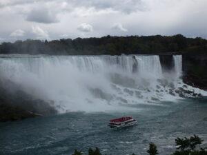 Niagara Falls - americka cast