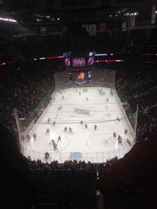 Zápas NHL