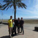 EVS ve Španělsku