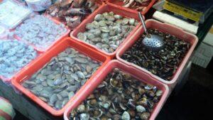 nebo máte raději mořské plody?