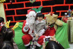 Santa ve školce