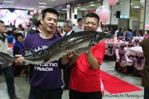 Čerstvá ryba přímo z moře!