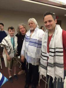Au pair v New Yorku #9 - Bar Mitzvah a návštěva domova